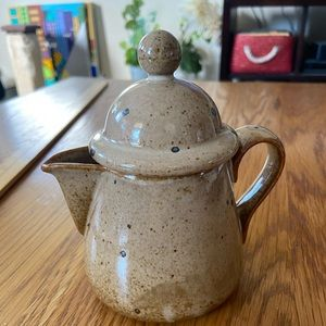 DANSK Earthenware small Pitcher with Lid